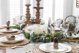 thanksgiving table decorations and ideas maison de pax