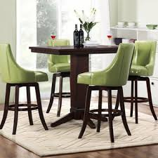 Best Pub Tables Images On Pinterest Pub Tables Dining Table - Counter height dining table swivel chairs