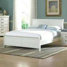 bed frame for full bed cambridge king eggshell storage sleigh bed