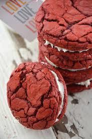 red velvet cookies the idea room