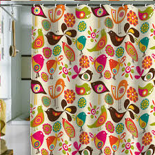 Bird Shower Curtains Valentina Ramos Little Birds Shower Curtain Bird Shower Curtain
