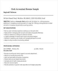 Bank Reconciliation Resume Sample by 21 Accountant Resume Templates Download Free U0026 Premium Templates