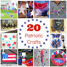 kid friendly 4th of july crafts family fun journal