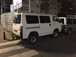 mitsubishi delica 4x4 20 years and i have only seeing about four mitsubishi delica 4x4