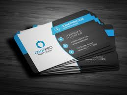 Circuit Board Business Card Business Card Templates
