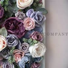 our ultra luxe karen flower wall over 18 different blooms hand