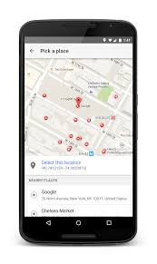 New York Street Map App by Google Geo Developers Blog Code The Road Android App Checking In