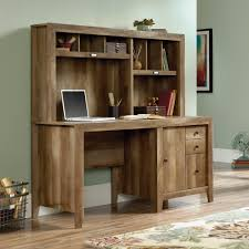 Wood Computer Desk With Hutch by Dakota Pass Computer Desk With Hutch 420410 Sauder