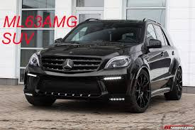mercedes 63 amg suv mercedes ml 63 amg inferno by topcar m class suv