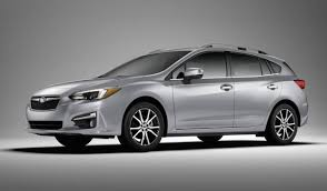 2016 subaru impreza hatchback 2017 subaru impreza unveiled debuts all new global platform