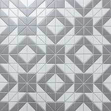 2 matte triangle gray white triangle tile porcelain floor tiles
