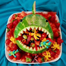 Canned Food Sculpture Ideas by Watermelon Carving Ideas Popsugar Food