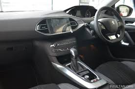 peugeot 2008 interior 2015 gallery 2015 peugeot 308 now in showrooms image 320550