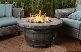 wine barrel fire table vineyard wine barrel fire pit table pros cons