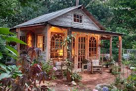 diy how to build a shed building vintage and gardens