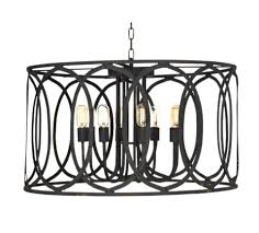 New Orleans Chandeliers New Orleans Black Pendant By Ella Home Lighting Connection