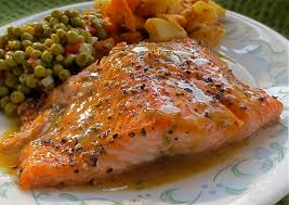 Salmon With Dill Mustard Sauce best salmon recipes genius kitchen