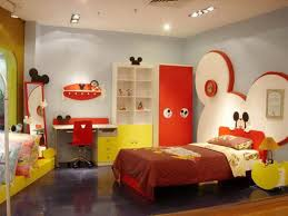 room theme mickeymouse pink theme for kids bedroom decor crave