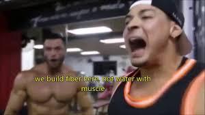 Body Building Meme - i m a fucking bodybuilder english subs brazilian meme aqui é