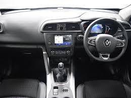 renault kadjar automatic interior nearly new renault for sale kadjar dci signature red solihull