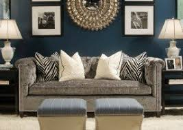 Gray Nailhead Sofa Sofa Nailhead Trim Foter