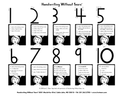 best 25 handwriting numbers ideas on pinterest number