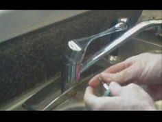 how to repair a single handle kitchen faucet kitchen faucets