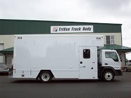 truck van dive rescue units u2013 trivan truck body