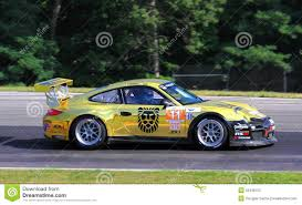 gold porsche gt3 porsche gt3 race car editorial image image of arena 52436120