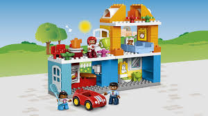 Lego Wallpaper For Kids Room by Lego Duplo Family Home 2017 Buy At Kidsroom Toys Uk