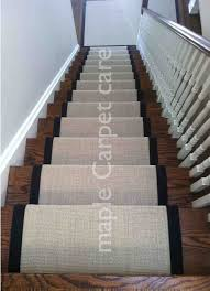 sisal stair runners toronto wool stair runner ideas