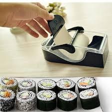 cuisine magique cuisine magique parfait rouleau facile sushi fabricant cutter