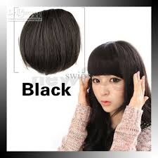 clip in fringe 100 human hair fringe bangs clip in hair extensions