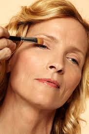 makeup techniques for younger eyes how to look younger with makeup