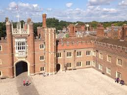 Martin Ashley Architects Hampton Court Palace Has Been