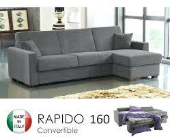 canapé lit usage quotidien unique canape convertible couchage quotidien 160x200 vkriieitiv com