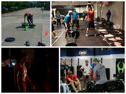 crossfit fringe athletes head to the garage games this weekend