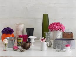 Floral Vases And Containers Container Inspiration For Every Occasion From Hgtv Hgtv