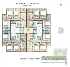 floor plans by address logix blossom county noida sector 137