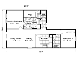 ranger tl28482a manufactured home floor plan or modular floor plans
