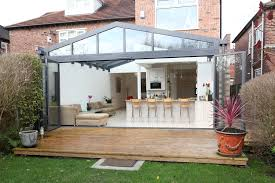 Ideas For Kitchen Extensions In The Kitchen Apropos Conservatories