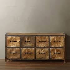 Country Style Tv Cabinet Country Style Retro Mining Industry Wind Onex Iron Cd Storage Tv