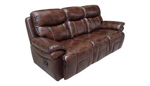 Chicago Reclining Sofa Home Zone Furniture Living Room - Leather sofas chicago