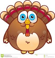 fat turkey stock photography image 2414082
