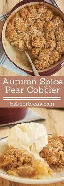 best 25 pear dessert recipes ideas on baked pears