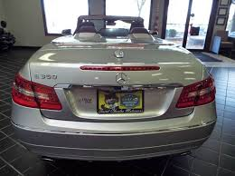 mercedes charles 2011 mercedes e class e350 2dr convertible in st charles il