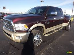 Dodge Ram 3500 Truck Colors - 2012 deep cherry red crystal pearl dodge ram 3500 hd laramie