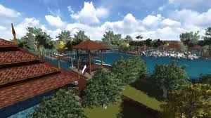 landscape architectural design and planning project of the bliss