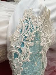 repurpose wedding dress ideas to reuse lace from s wedding dress weddingbee