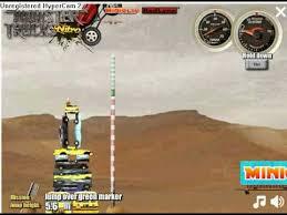 miniclip monster truck nitro 2 pretty high jump in monster trucks nitro miniclip com youtube